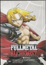 FULLMETAL ALCHEMIST - VOL. 1 THE CURSE ( DVD REGION 4) ANIME