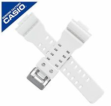 Genuine Casio Watch Strap Band for GA-100 GA-100A G-8900A GR-8900A GA 100 WHITE