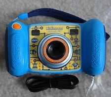V Tech Kidizoom Camera Pix, Blue-Fully working but has rattling noise inside the