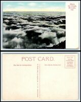 CALIFORNIA Postcard - Mt. Lowe, Above The Clouds P35