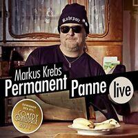 MARKUS KREBS - PERMANENT PANNE  2 CD NEU