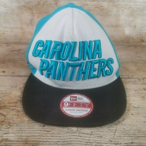 NFL Carolina Panthers New Era 9fifty A-frame Snapback *RARE* Used