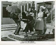 JACQUES TATI MON ONCLE 1958   VINTAGE PHOTO ORIGINAL #14