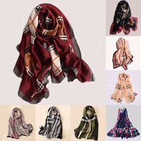 Silk Scarf 2020 designer Luxury Brand Woman Scarves Long Shawls printed wraps