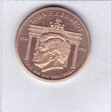 John F. Kennedy 1991 Ich bin ein Berliner Präsident der Vereinigten Staaten USA