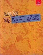 AB REAL BOOK Eb Edition ABRSM*
