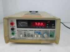 Fluke 8921A True RMS Voltmeter S/N 3865025