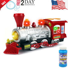 Toys For Kids Toddler Steam Train 3 4 5 6 7 Year Old Age Boys Girls Cool Toy US