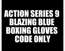 Action Series 9 Blazing Blue Boxing Gloves CODE ONLY