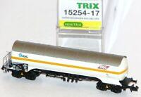 Minitrix / Trix N 15254-17 Gaskesselwagen Bauart Zags der KVG DEC - NEU + OVP