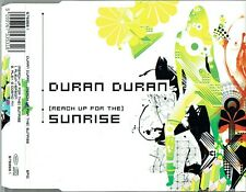"DURAN DURAN - 5"" CD - (Reach Up For The) Sunrise (Album & Alex G Cosmic Mix)"