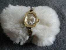 Swiss Made Cariole 17 Jewels Wind Up Vintage Ladies Watch