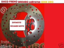 DISCO FRENO POSTERIORE BREMBO 68B40780 BUELL M2 CYCLONE 1200 1998 1999 2000