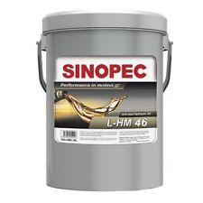 Aw 46 Premium Anti Wear Hydraulic Oil Fluid 5 Gallon Pail 18l 475 Gal