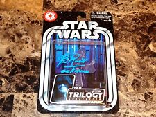 Star Wars Emperor Signed Original Trilogy Collection Action Figure Clive Revill