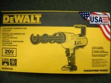 NEW DeWALT DCE560B 20V 10-Oz Cordless Variable Speed Adhesive Gun CAULK GUN TOOL