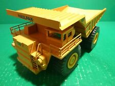 Conrad Wabco HaulPak Mining Truck 1/50 Scale with Box EXCELLENT!!