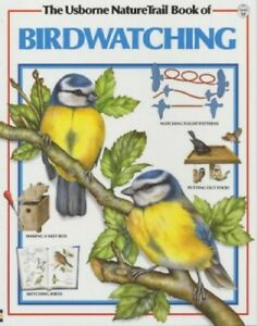 Usborne Nature Trail Book of Bird Watching by Stephen, Martin Paperback Book The