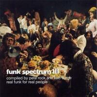 FUNK SPECTRUM III 3 Compiled By PETE ROCK & KEB DARGE (NEW/SEALED) CD Rare Onyx