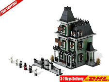 New MONSTER FIGHTERS HAUNTED HOUSE Set Legoings 10228 Building Blocks 2141PCS