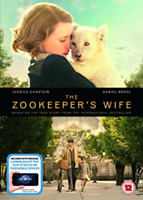 Zookeepers Wife Dvd & Digital Download DVD NEUF