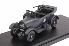 Fiat 501 open repubblica di salo 1944 1:43 auto d'epoca scala rio