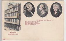 (112519) AK Frankfurt, Main, Goethehaus 1909