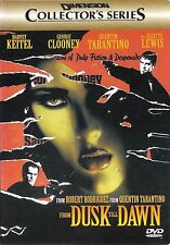 From Dusk Till Dawn ~ George Clooney Quentin Tarantino ~ Collector's 2-Disc DVD