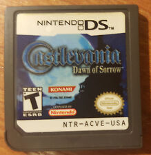 CASTLEVANIA: DAWN OF SORROW - NINTENDO DS GAME *Tested* Fast Shipping!