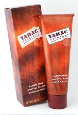 TABAC 2 x Shaving Cream Tubes 100ml each