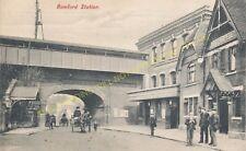 Romford Railway Station Photo. Seven Kings- Gidea Park. Ilford to Brentwood (8)