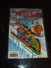 NEW KIDS on the BLOCK Comic - Back Stage Pass - No 3 - Date 02/1991 - Harvey C