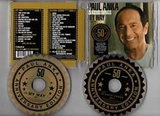 "PAUL ANKA ""Classic Songs - My Way"" (2 CD) 2007"
