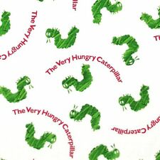"""ANDOVER """"THE VERY HUNGRY CATERPILLAR"""" CATERPILLARS Green by yard"""