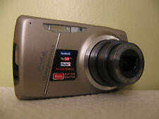 Kodak EASYSHARE M550 12.3 MP Digital Camera - Tan
