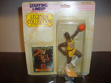 Starting Lineup---Legends Collection---Wilt Chamberlain---Factory Sealed---1989