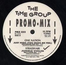 Quasimodo/Phase Generator / One Nation/Stradivari - Time Group Promo Mix 52