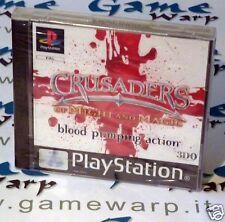 Crusaders of Might And Magic (PS1) - ITA - NUOVO