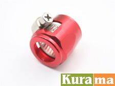 AN10 7/8x14 UNF Fittings Adaptor Hose Finisher JIC 10AN 20mm RED