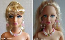 "DOLL JEWELRY Lot #5 handmade fits 11""-12"" Fashion Dolls Barbie FR Model Muse etc"
