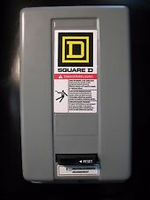 SQUARE D MOTOR CONTACTOR CASE ,CASE ONLY