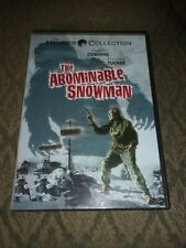 The Abominable Snowman- Dvd- Hammer Collection- Watched Once!