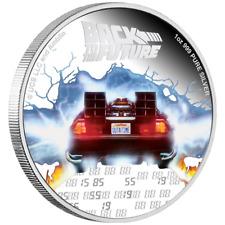 Niue - 2 Dollar 2020 - Zurück in die Zukunft - 35. Jubiläum - 1 Oz Silber PP