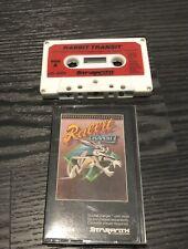 RARE Rabbit Transit Cassette Video Game Atari FREE SHIPPING!