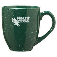 University of North Texas - 16-ounce Ceramic Coffee Mug - Green