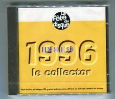 CD de musique album promo celine dion