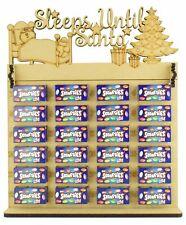 Smarties Mini Boxes Chocolate Christmas Advent Calendar Xmas Gifts Tree Present