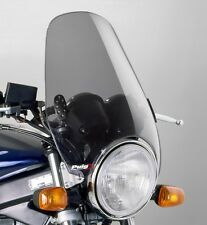 Protezione antivento parabrezza Puig c2 per Harley Davidson Dyna Street Bob (FXDB) RG