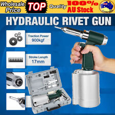 Nutsert / Rivnut Riveter Gun Air Hydraulic Pop Rivet Nut Gun Pneumatic Tool Set