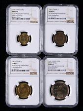 1981 CHINA YUAN & JIAO 2016 Beijing Inte'l Coin Exposition NGC sample,China coin